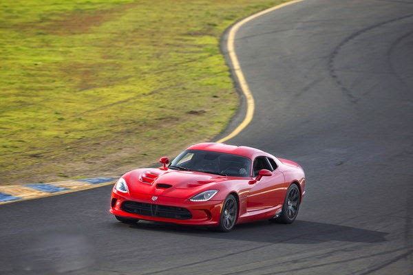 2014 SRT Viper Review