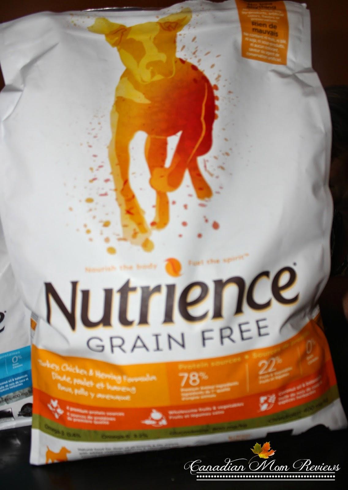 Nutrience Grain Free Dog Food Review