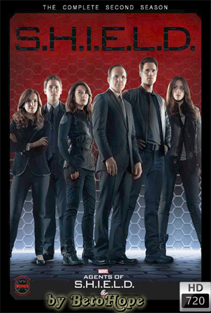 Agents of SHIELD Temporada 2 [720p] [Latino-Ingles] [MEGA]