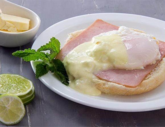 Huevos Clasicos Con Jamon