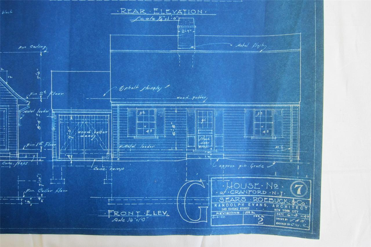 Yes, Virginia, Sears Homes Were Built After 1940 on 1940s building plans, 1940s house plans, 1940s apartment plans, 1940s home, 1940s farmhouse plans,