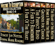 WTR Series Collection, Books 1-6