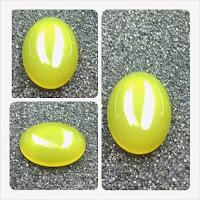 Batu Akik Cempaka Kuning