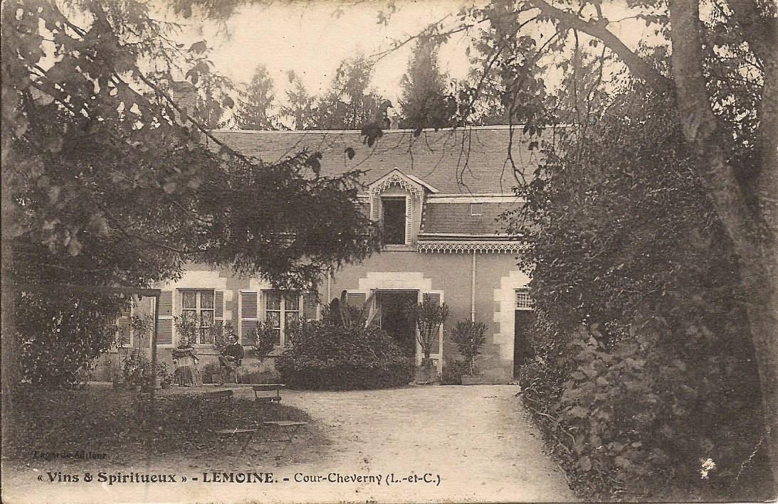 Vins et spirituex - LEMOINE - Cour-Cheverny