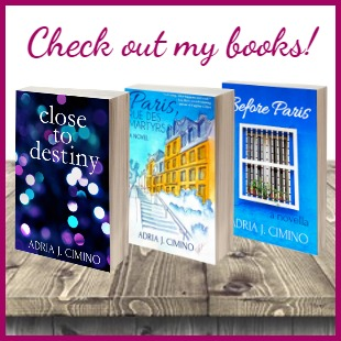 Check out my books!