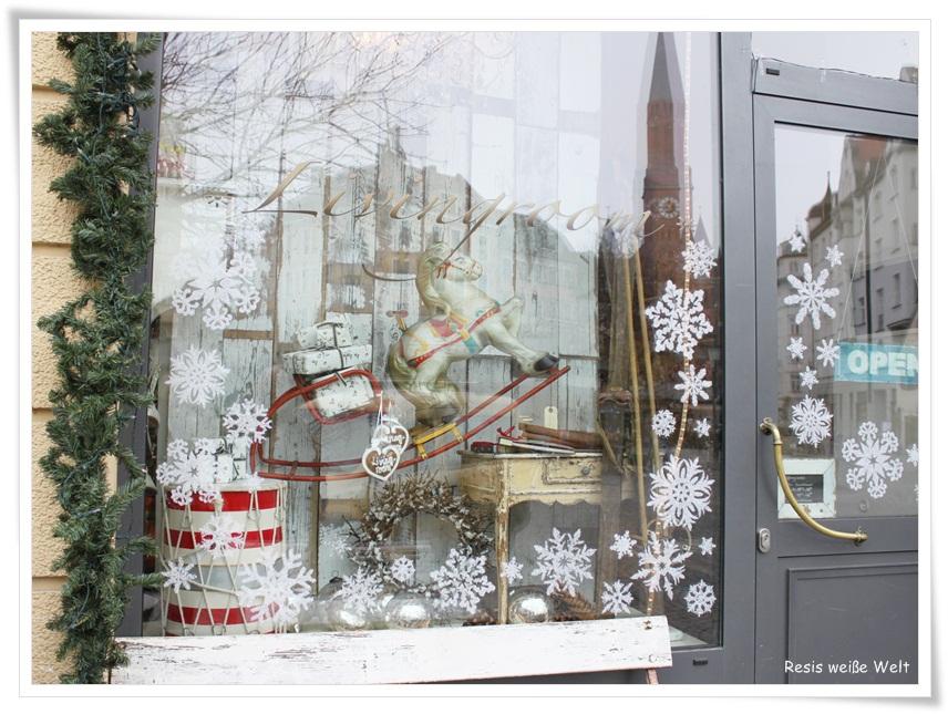 resis weiße welt: weihnachtszauber im paradies, Garten ideen