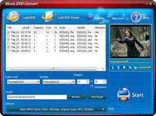 MeMedia Movie DVD Convert v7.5.1 with Key