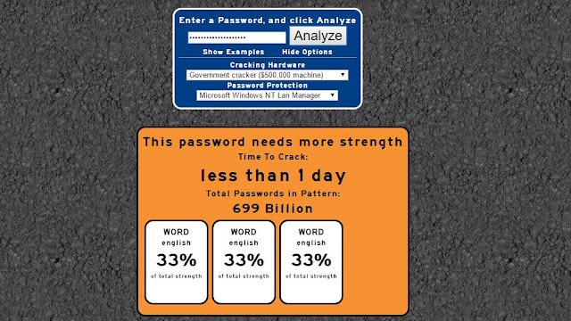 Как придумать надежный пароль. OWASP Passfault