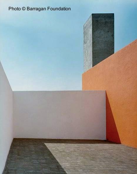 Sector exterior de la Casa Barragán 1948 México