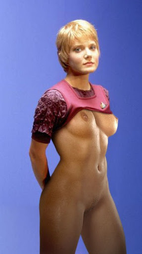 star trek voyager fake nude
