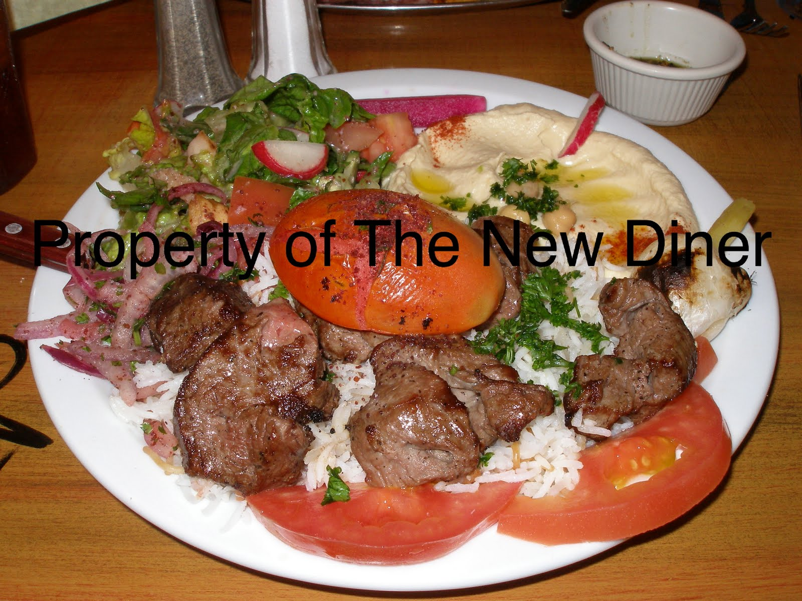 The New Diner: Magic Lamp