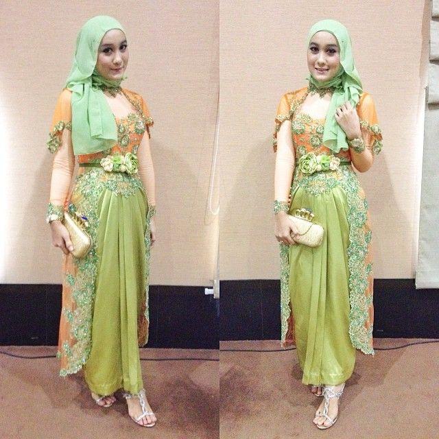 20 model kebaya muslim terbaru 2017 modern elegan