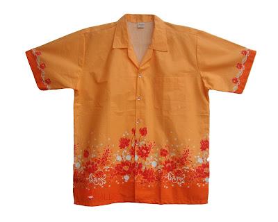 เสื้อลายดอก