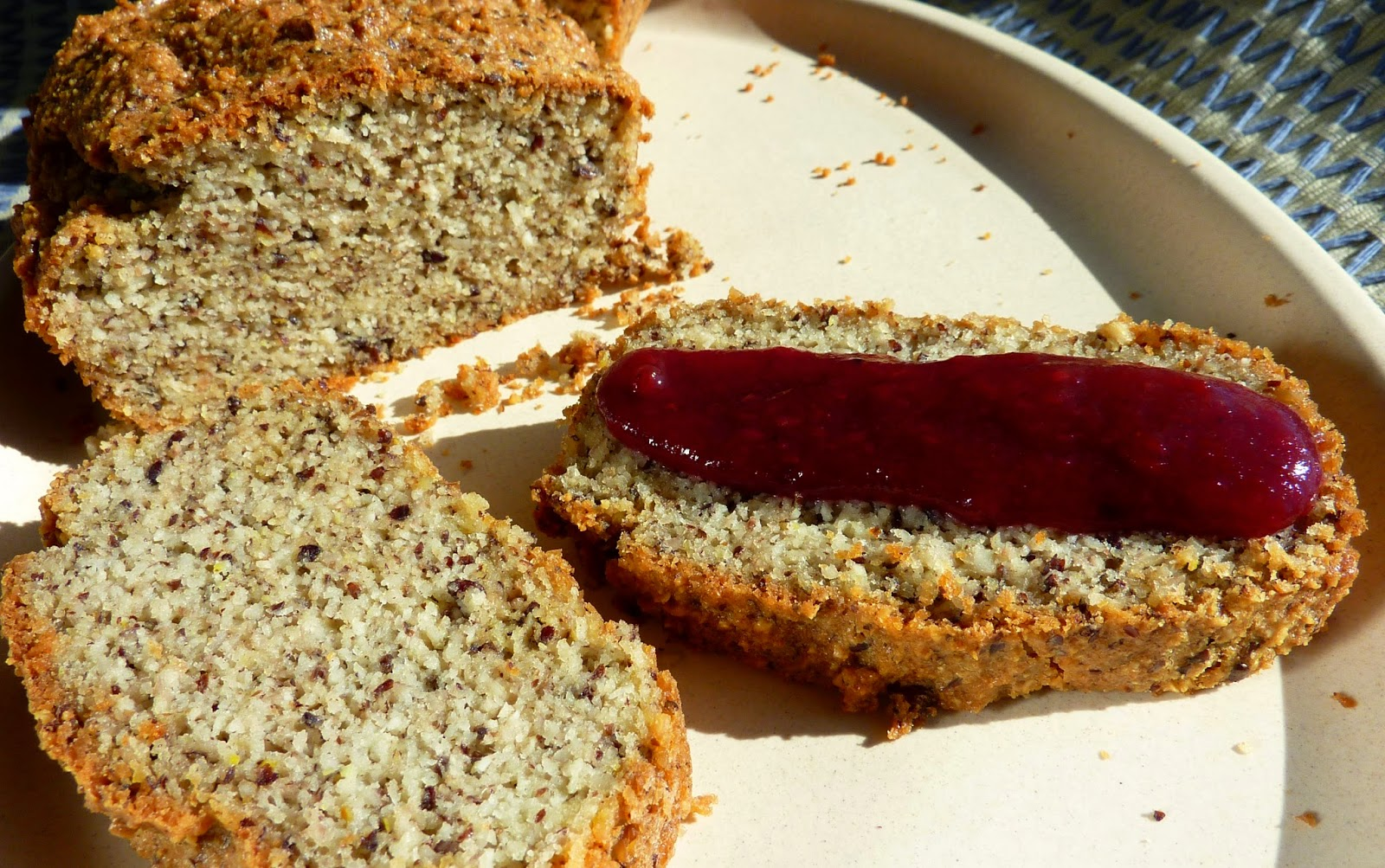 Recipe paleo gluten free almond bread