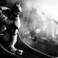 Batman Arkham City iPad and iPad 2 Wallpapers