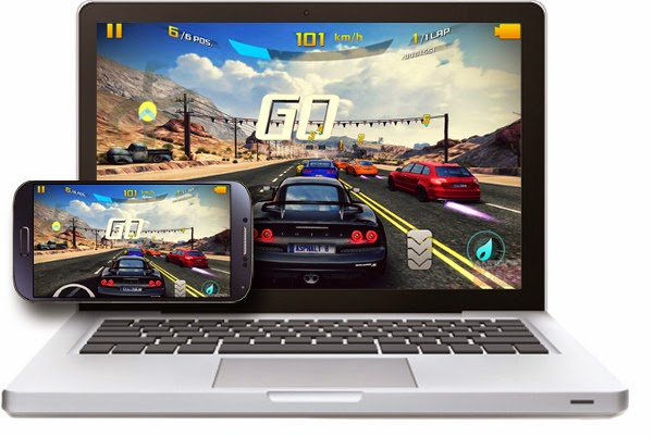 how to use andy android emulator on pc