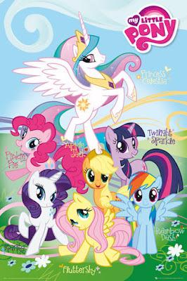 My Little Pony Forgotten Friendship 2018 Custom HD Latino 5.1