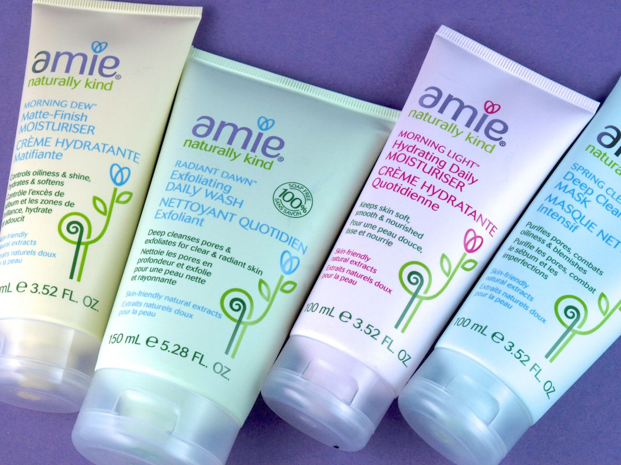 Amie Natural Skincare Products Review - Curiously Carmen