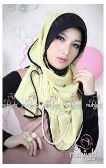 Trend Fashion Hijab Modern Trendy Masa Kini Terbaru