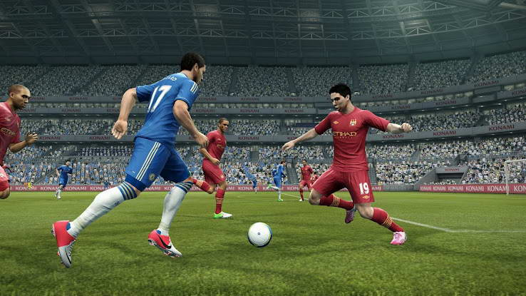 PES 2013 patch 3.8