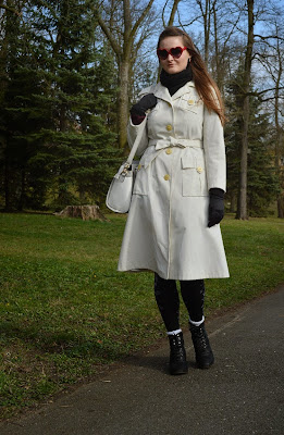 quaintrelle, georgiana, quaint, outfit, ootd, vintage coat