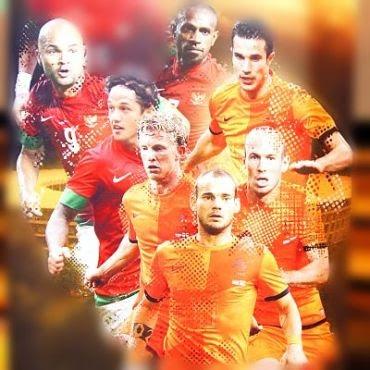 Daftar Pemain Resmi Timnas Belanda vs Indonesia 31 Mei 2013