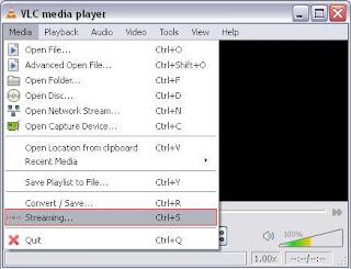 Streaming VLC