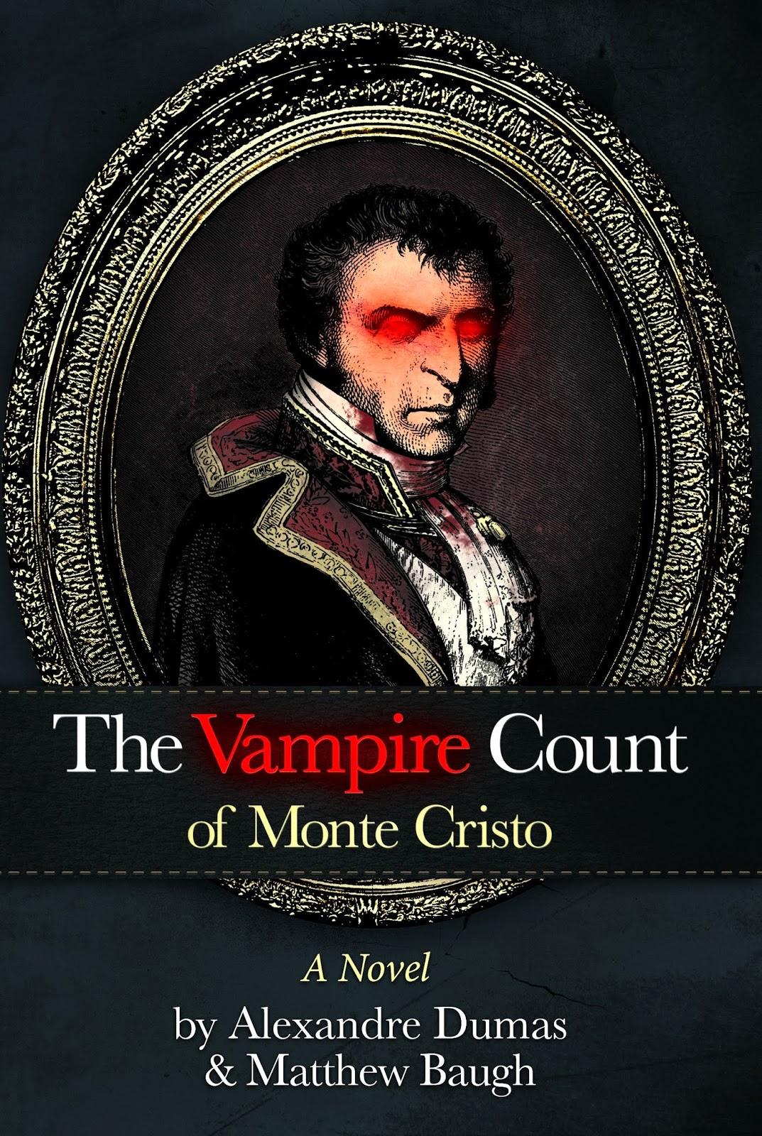 the united federation of charles the vampire count of monte literary mash ups are a genre which was popularized by pride and prejudice and zombies it s since gone on to become something of a new minor sensation