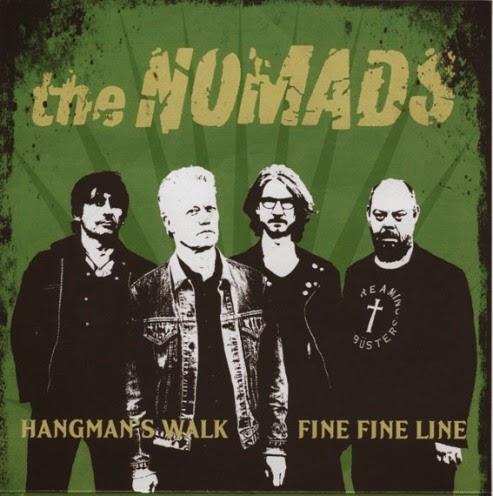 THE NOMADS - Hangman's walk - single