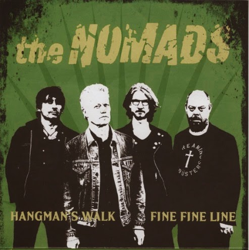 THE NOMADS - Hangman's walk - single