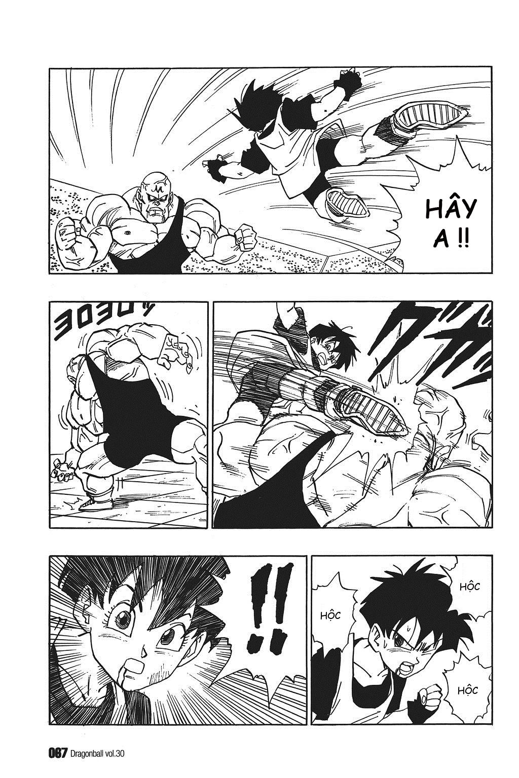 xem truyen moi - Dragon Ball Bản Vip - Bản Đẹp Nguyên Gốc Chap 441