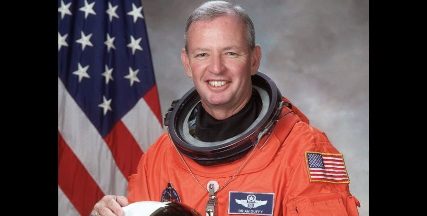 NASA astronaut Brian Duffy. Credit: NASA