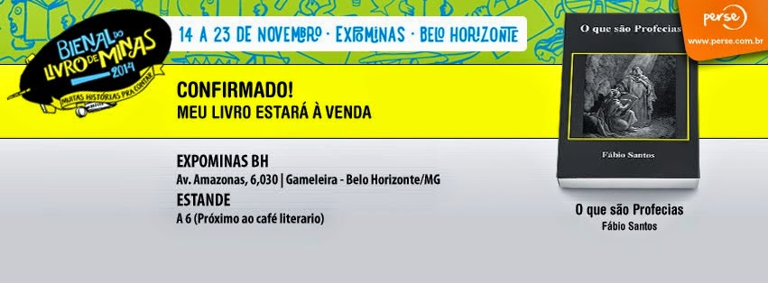 Bienal do Livro em MG - 2014