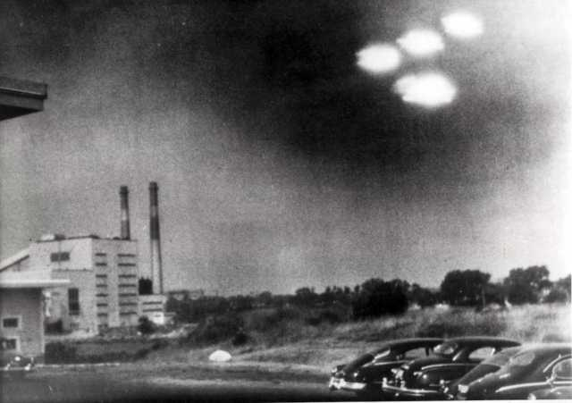 This Is Why People Think UFOs Look Like 'Flying Saucers'