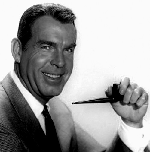 Famous pipe smokers fred macmurray for Fred macmurray