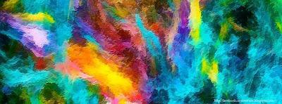 couverture facebook peinture