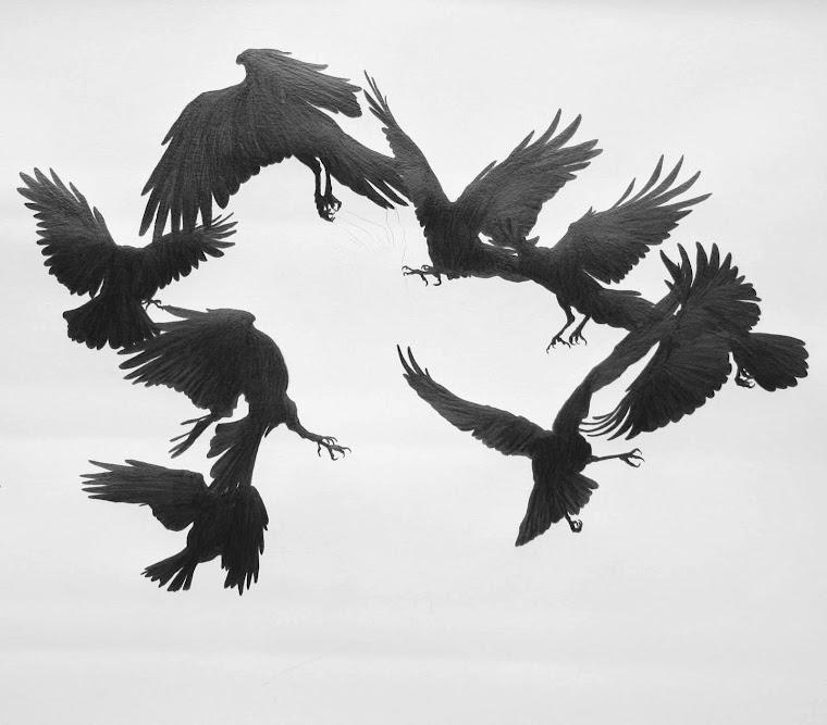 Cuervos.