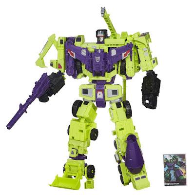 TOYS : JUGUETES - TRANSFORMERS Generation  Combine Wars - Devastator | Figura - Muñeco  Producto Oficial 2015 | Hasbro B0998 | A partir de 8 años  Comprar en Amazon.es