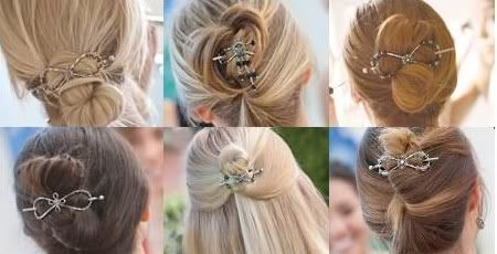 how to put your hair up without hair ties