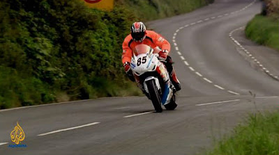 Watch a one-hour documentary on the Isle of Man TT