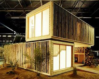 vivienda prefabricada madera