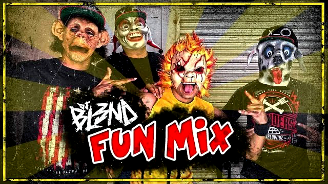 FUN MIX - DJ BL3ND