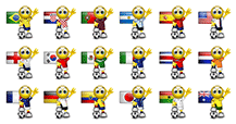 Football Emoticons