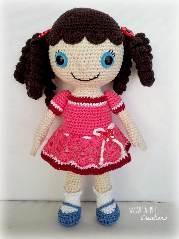 Amigurumi Doll : Smartapple Creations - amigurumi and crochet: Emma ...