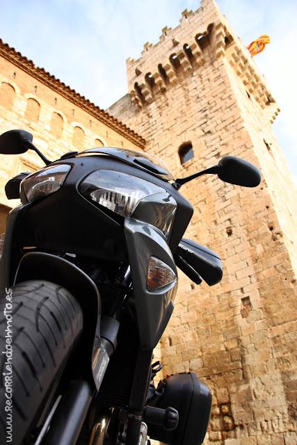 Torre de Puerta Baja, Daroca, Zaragoza