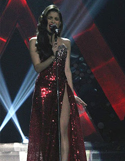 Anne Curtis Annebisyosa No Other Concert red gown