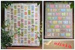 'Abracadabra' layer cake quilt PDF pattern