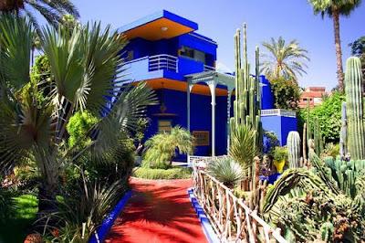 marrakech jardines
