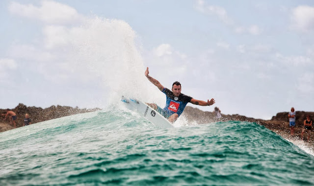 joel parkinson ronda 5 quiksilver pro gold coast cut back