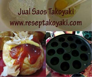 jual saos takoyaki